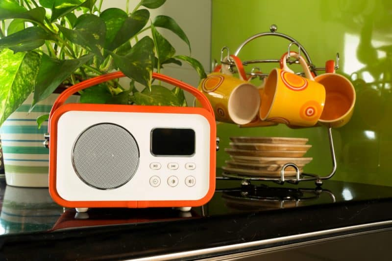 8 Best Small Radios For Kitchen 2020 Reviews